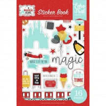 Echo Park A Magical Place Sticker Book AMP239029