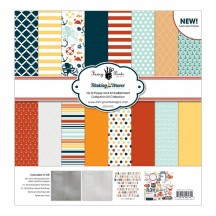 "Fancy Pants Making Waves 12""x12"" Collection Kit 2534"
