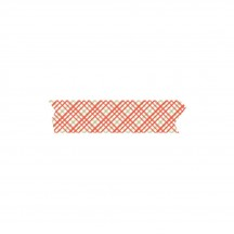 Fancy Pants Merry & Bright Plaid Decorative Christmas Washi Tape 2732