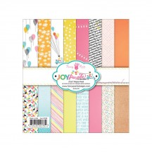 "Fancy Pants Joy Parade 6""x6"" Paper Pad 36 sheets 2768"