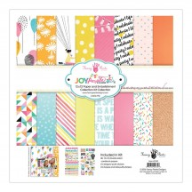 "Fancy Pants Joy Parade 12""x12"" Collection Kit 2769"