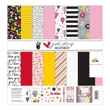 "Fancy Pants Sweet Nothings 12""x12"" Collection Kit 2802"