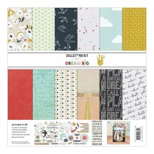 "Fancy Pants Dream Big 12""x12"" Collection Kit 2834"