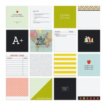 "Fancy Pants Take Note 4""x4"" Brag Cards 2872"