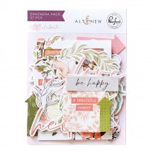Pinkfresh Studio & Altenew Celebrate Die-Cut Cardstock Ephemera Pack PFRC300320