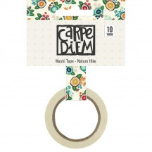 Simple Stories Cabin Fever Washi Tape - Nature Hike 3049