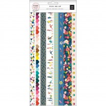 Pink Paislee Paige Evans Pick Me Up Washi Tape Booklet 310640