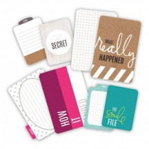Heidi Swapp Project Life Pockets With Inserts 312059