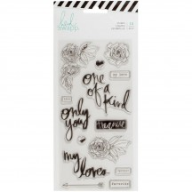 Heidi Swapp Magnolia Jane Only You Clear Stamp Set 313671