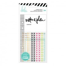 Heidi Swapp Memory Planner Personal Planner Events Inserts & Stickers 315151