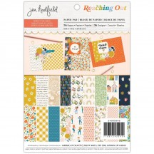 "American Crafts Jen Hadfield Reaching Out 6""x8"" Paper Pad 34005696"