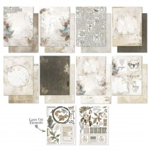 "49 and Market Vintage Artistry Essentials 6""x8"" Collection Pack VAE-34208"