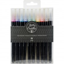 American Crafts Kelly Creates Aqua Brushes 343557