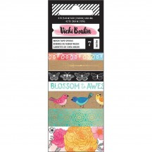 American Crafts Vicki Boutin All The Good Things Washi Tape Rolls 343898