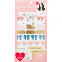 American Crafts Maggie Holmes Sticker Book Value Pack 344868