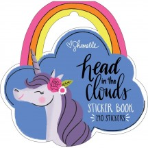 American Crafts Shimelle Head In The Clouds Sticker Book 349473