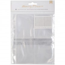 American Crafts Memory Planner Page Protectors 374989