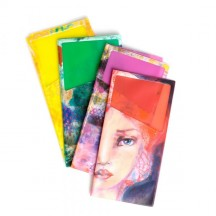 Jane Davenport Mixed Media Butterfly Effect Book Pockets 376699