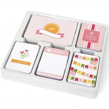 Becky Higgins Project Life Core Kit - Baby Girl Edition 380520