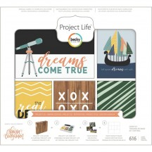 Becky Higgins Project Life Core Kit - Project 52 Daring Edition 380583