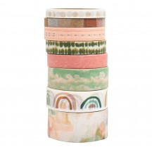 Heidi Swapp Carefree Washi Tape Rolls 315684