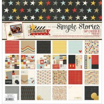 """Simple Stories Say Cheese II 12""""x12"""" Paper Kit 4300"""