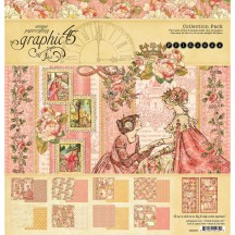 "Graphic 45 Princess 12""x12"" Collection Pack 4501800"
