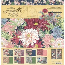 "Graphic 45 Blossom 12""x12"" Collection Pack 4502160"
