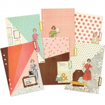 Simple Stories The Reset Girl Dividers 4977