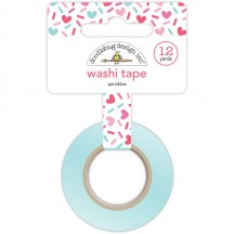 Doodlebug Cream & Sugar Sprinkles Decorative Washi Tape 5463