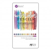 Prima Watercolour Pencils - Vintage Lover 584672