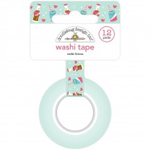 Doodlebug So Punny Soda-Licious Decorative Washi Tape 5885