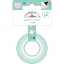 Doodlebug Down On The Farm Barnyard Decorative Washi Tape 5888