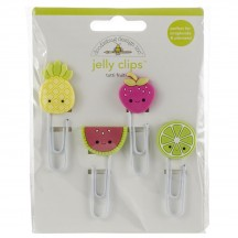 Doodlebug Tutti Fruities Jelly Clips 5902