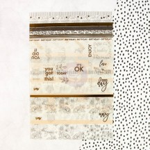 My Prima Planner - Washi Sheets 591229