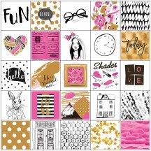 My Prima Planner Beauty Fashion Stickers 593537
