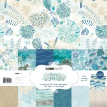 "Kaisercraft Deep Sea 12""x12"" Paper Pack PK595"