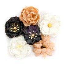 Prima Marketing Amelia Rose Collected Paper Flowers 597207