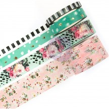 Prima Marketing Havana Decorative Washi Tape Set 597733