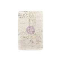 Prima Traveler's Journal Personal Size Notebook Refill - Old Letters 599911