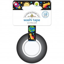 Doodlebug So Much Pun Out Of This World Decorative Washi Tape 6025