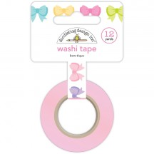 Doodlebug Fairy Garden Bow-tique Decorative Washi Tape 6219