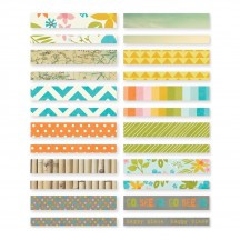 Simple Stories You Are Here Designer Washi Paper Tape 6235