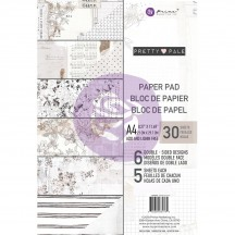 Prima Marketing Pretty Pale A4 Paper Pad 32 sheets 631765