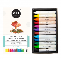 Prima Art Philosophy Water Soluble Oil Pastel Crayons - Basics 631925
