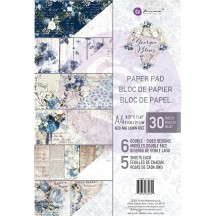 Prima Marketing Georgia Blues A4 Paper Pad 32 sheets 632625