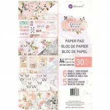 Prima Apricot Honey A4 Double-Sided Paper Pad 30 sheets 638887