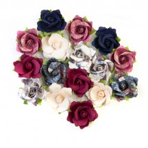 Prima Darcelle Memories Recovered Flowers 644369
