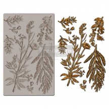 """Prima Redesign Herbology 8""""x5"""" Decor Mould 647483"""