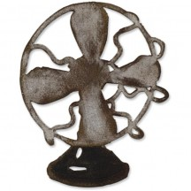Sizzix Vintage Fan Bigz Die - Tim Holtz Alterations - 657831